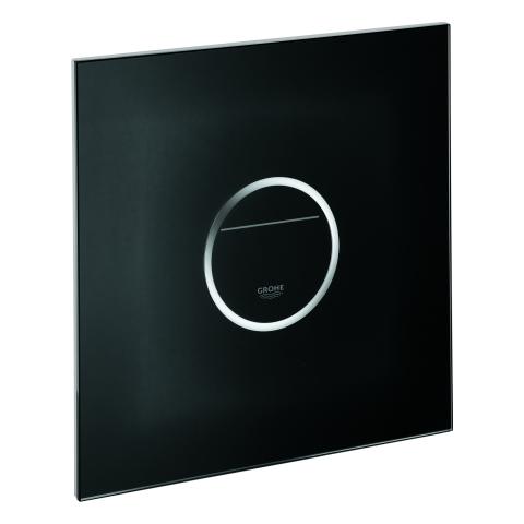 GROHE Abdeckplatte 42427 mit Elektronik velvet black