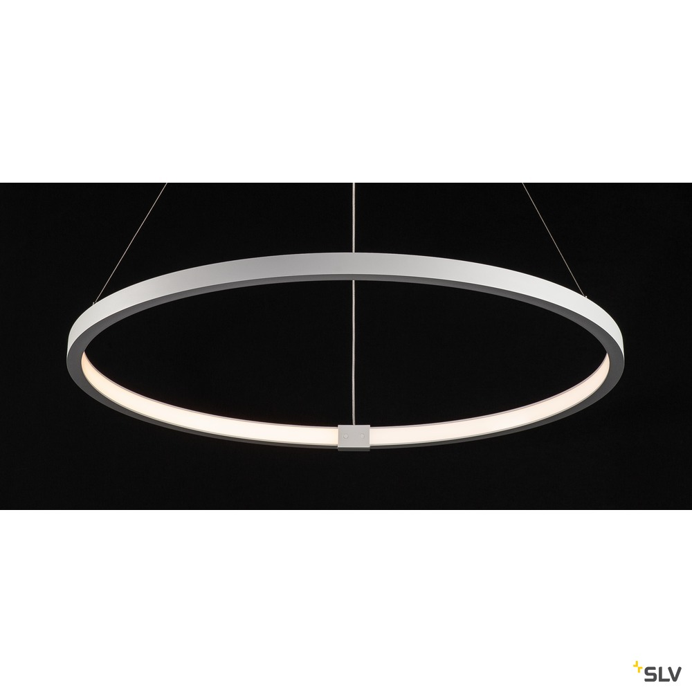 ONE 80 DALI, Indoor LED Pendelleuchte, weiß, 3000/4000K