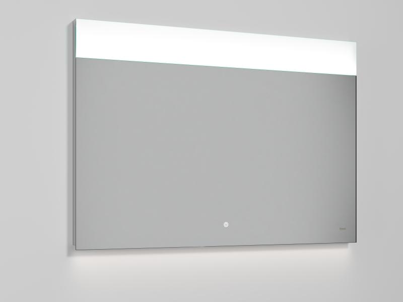 Treos LED-Wandspiegel hinterleuchtet - 1000x700 mm