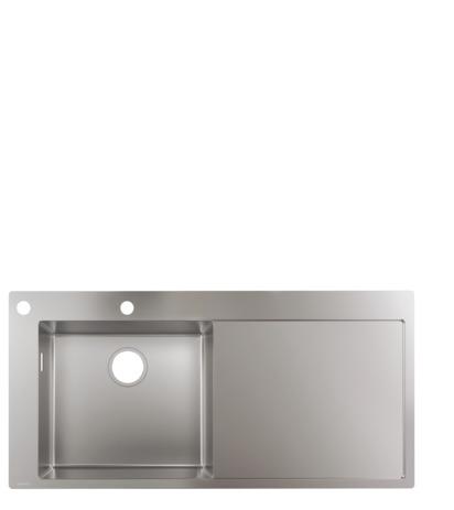 HG Einbauspüle 450 S718-F450