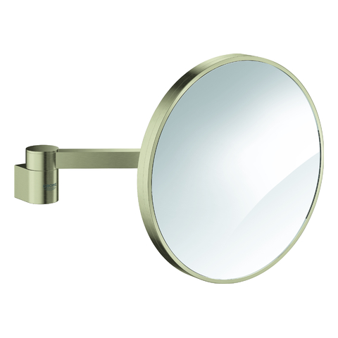 GROHE Kosmetikspiegel Selection 41077 nickel gebürstet