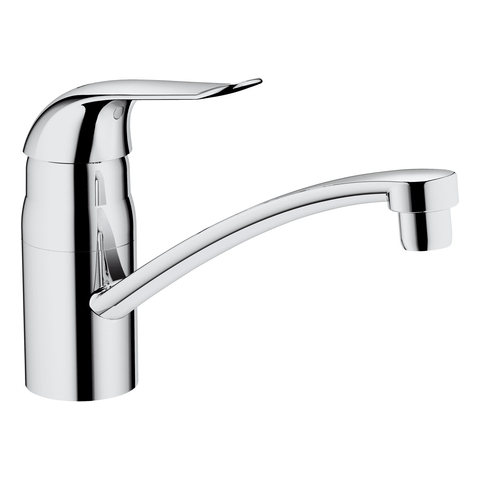 GROHE EH-SPT-Batterie Euroeco Special 32787 mit Temperaturbegrenzer chrom