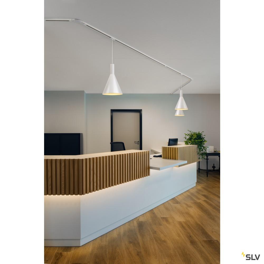 PHELIA PD, Indoor Pendelleuchte, E27, weiß, max. 23W, 17,5cm