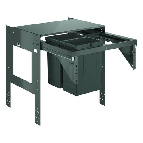 GROHE Mülltrennsystem GROHE Blue 40981 60cm zweifach 2 x 8 l