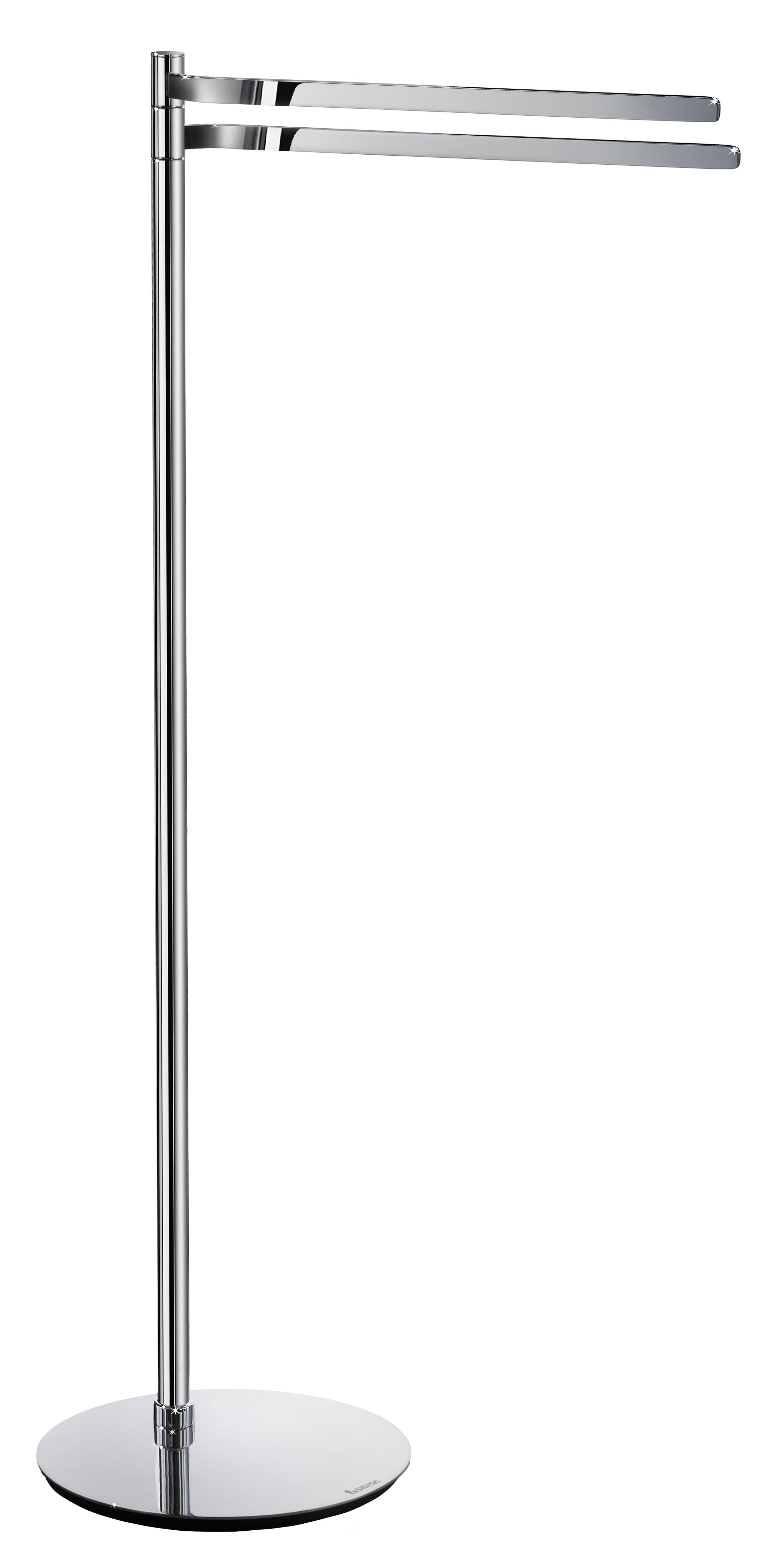 SMEDBO Outline Schwenkbare Handtuchstange, rund