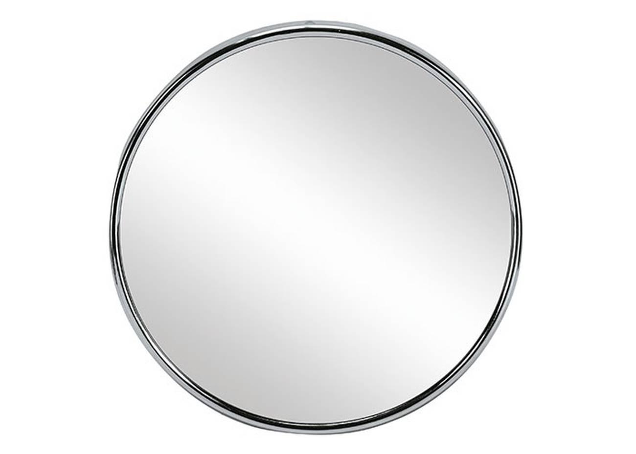 Kosmetikspiegel Blade Mirror Edelstahl/Glas Silber Spiegel