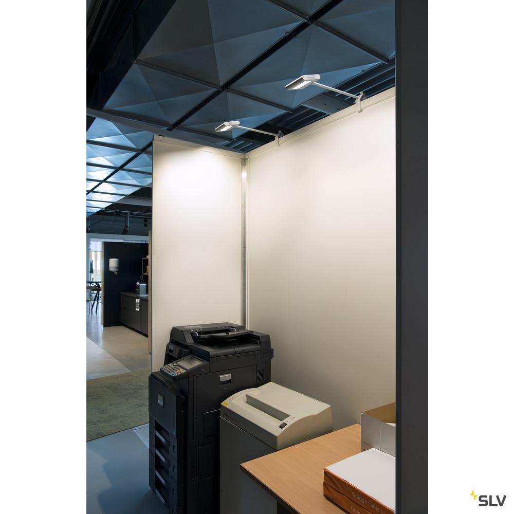 LENITO WL, LED Indoor Displayleuchte, weiß, 3000K
