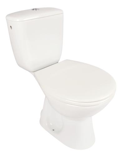 Thielsch Badkeramik Universal WC-Kombination inkl. WC-Sitz
