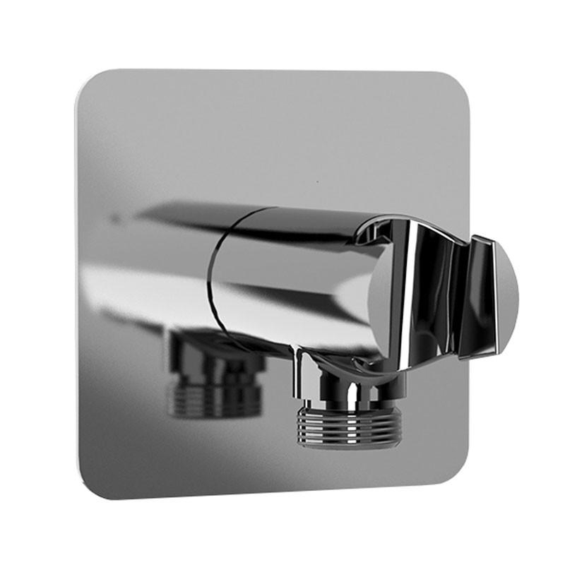 HSK Wandanschlussbogen Softcube mit integriertem Handbraueshalter