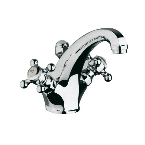 KLUDI ADLON Waschtischarmatur Ablaufgarnitur Ausl.140mm chrom