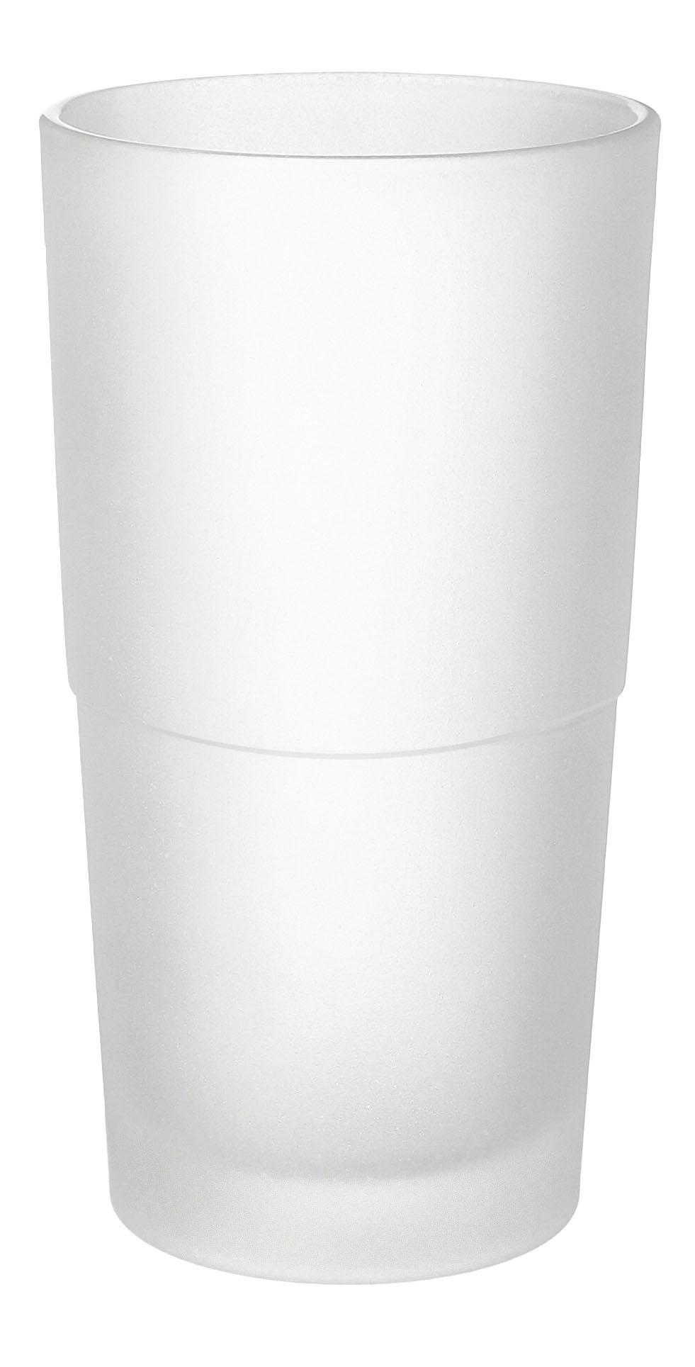 SMEDBO Ersatzglas für WC Bürsten,  matt