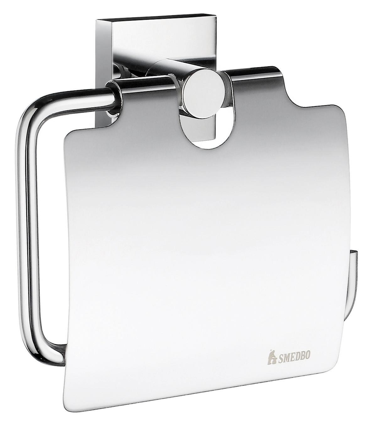 SMEDBO House Toilettenpapierhalter mit Deckel