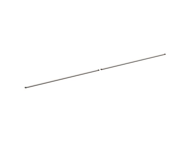 IS Schubladenleuchten-Set Conca 2360mm Anthrazit