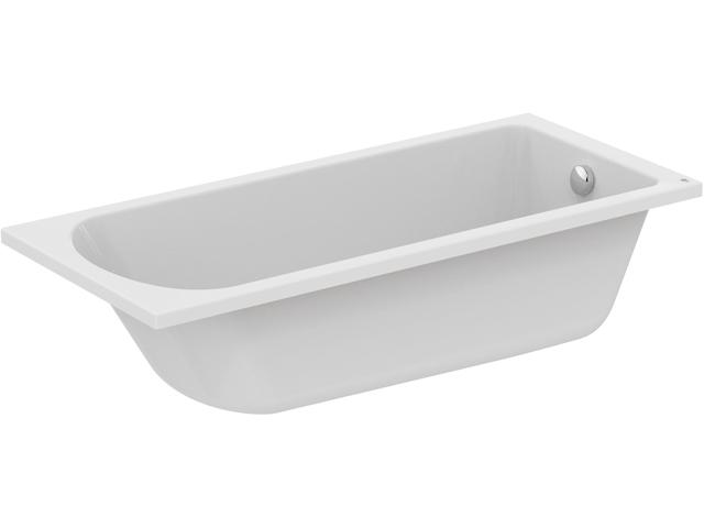 IS Körperform-Badewanne Hotline Neu 1700x750x465mm Weiß